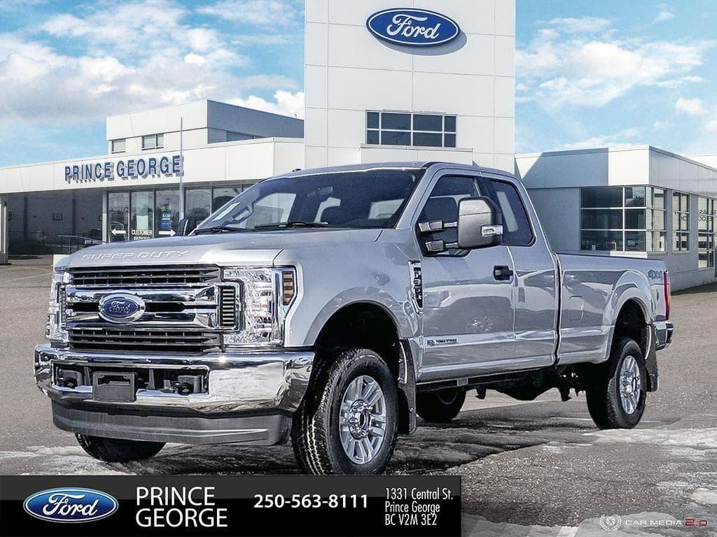 2019 Ford Super Duty F-350 SRW XLT | $9,978 in Savings | Best Ford Deal Extended Cab Pickup