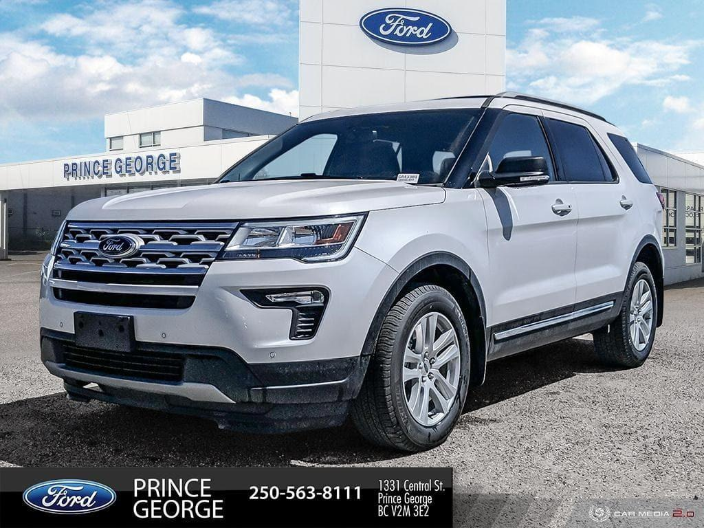 2019 Ford Explorer XLT | $3,790 in Savings | Best Ford Deal Sport Utility
