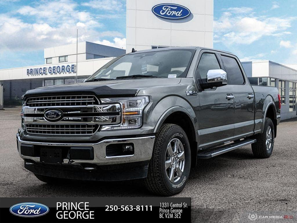 2019 Ford F-150 Lariat | $18,300 in Savings | Best Ford Deal Crew Cab Pickup