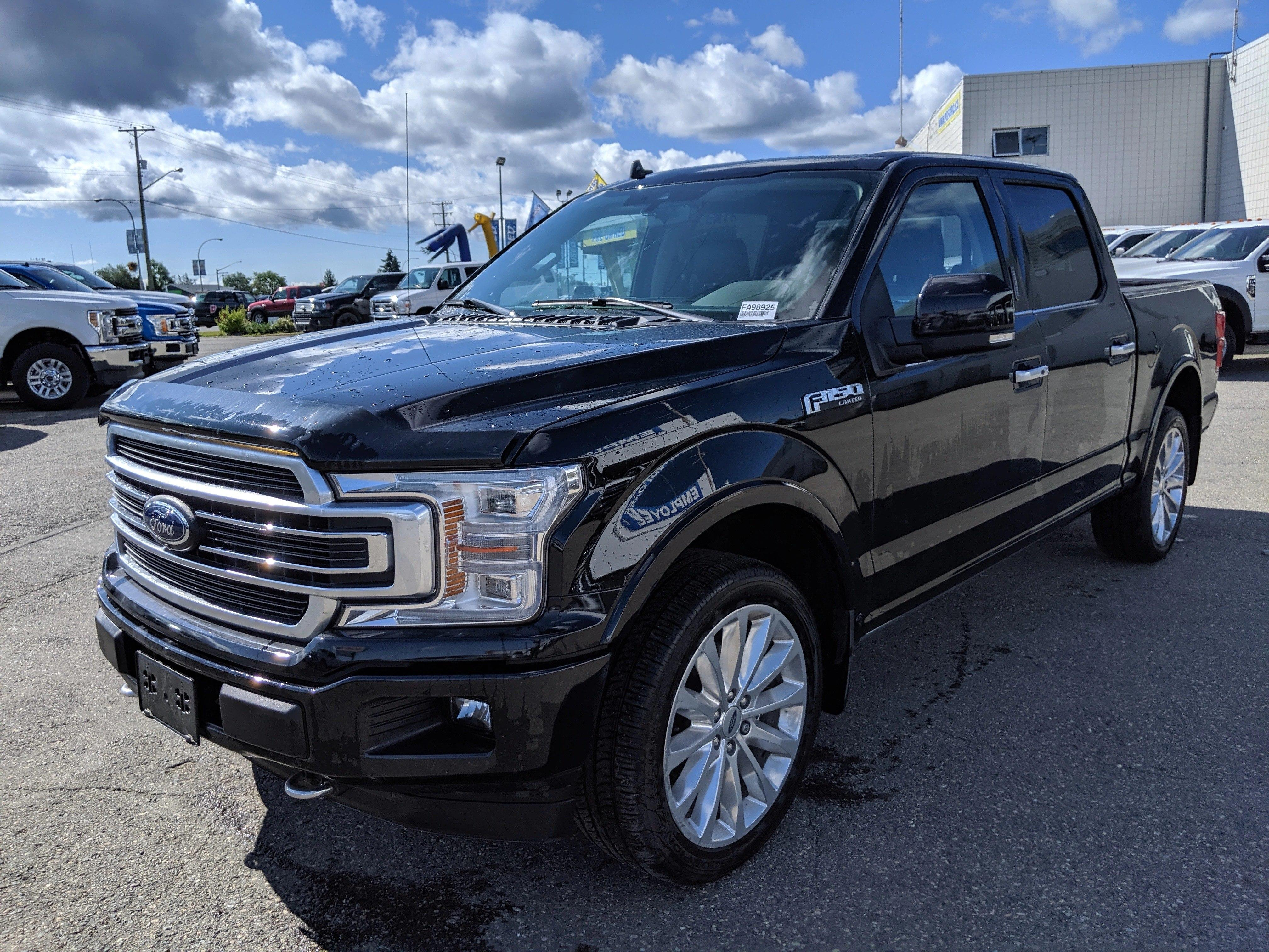 2019 Ford F-150 Limited | Demo Unit | $18,873 in Savings | Best Fo Crew Cab Pickup