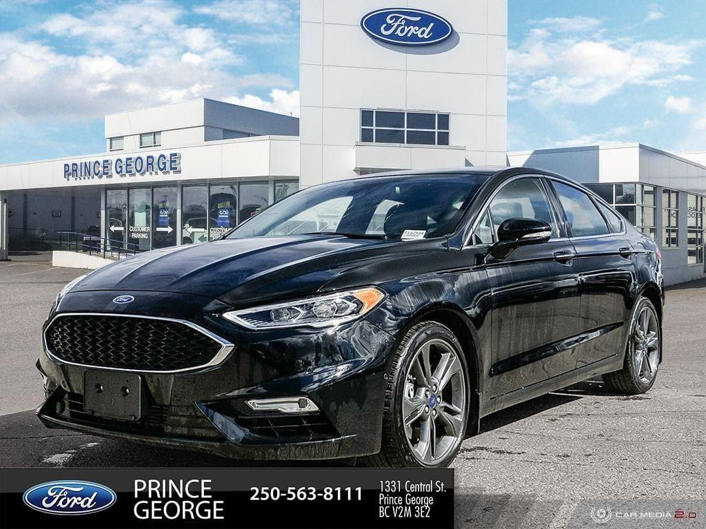 2018 Ford Fusion Sport AWD | $9,037 in Savings | Best Ford Deal Car