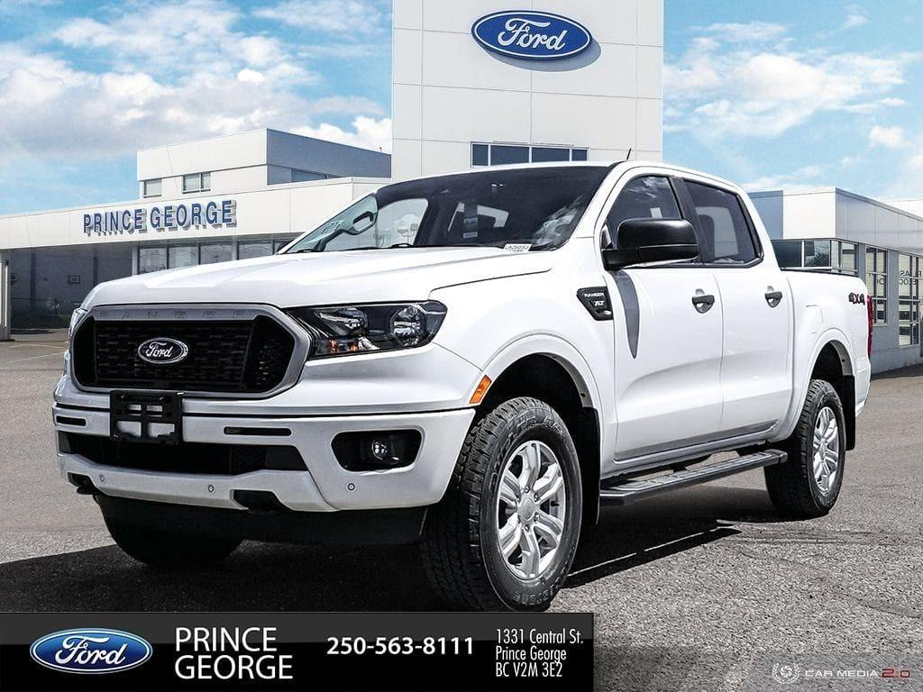 2019 Ford Ranger XLT | $3,077 in Savings | Best Ford Deal Crew Cab Pickup